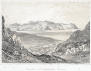 Llandudno and the Caernarvonshire mountains
