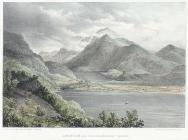 Snowdon, with Llanberris lakes