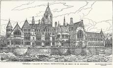 University college of Wales, Aberystwyth, as...
