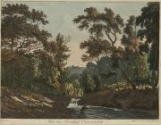 View near Edwinsford, Carnarvonshire sic
