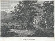 View Near Llangollen, North Wales