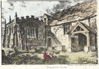 Llanrwst church