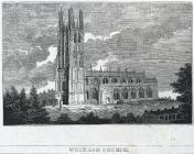 Wrexham church