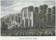 Valle Crucis Abby