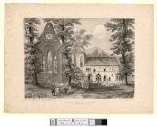 Valle Crucis Abbey, near Llangollen