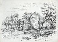 Basingwerk Abbey, Flintshire