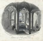Interior of St. Winifred's Well, Holywell