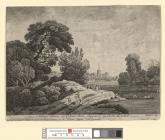 Four views in Flintshire, a View near Holywell