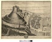 Hawarden Castle and Park, in Flintshire, five...