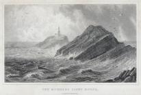 The Mumbles light house, Glamorganshire