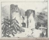 Pennarth castle