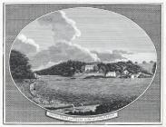 Briton Ferry near Neath, a seat of Lord Vernon