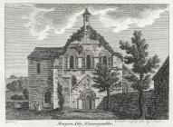 Margam abby, Glamorganshire