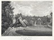 Dylais Fall, near Neath, Glamorganshire