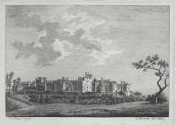 St. Donat's or, St. Denwit's castle,...