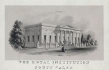 The royal institution of south Wales Swansea