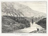 The Bristol company copper works, near Swansea