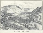 View of Aber-Corys