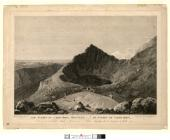The summit of Cader-Idris mountain, in north...