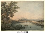 Bala Bridge, in Merionethshire