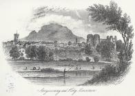 Abergavenny and Holy Mountain