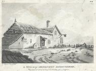 A mill near Abergavenny, Monmouthshire