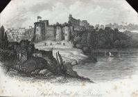 Chepstow, from the bridge