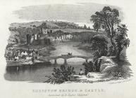 Chepstow bridge & castle
