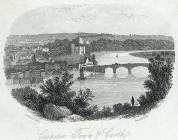 Chepstow town & castle