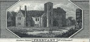 Mathern palace, Bp. of Llandaff