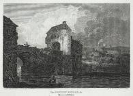 The Monnow bridge, &c. Monmouthshire