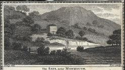 The Says near Monmouth. Seat of Mr. Atleys