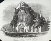 Tintern Abbey, west front