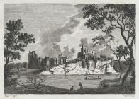 Chepstowe Castle, Monmouthshire, called...