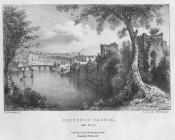 Chepstow Castle, and bridge