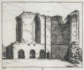Monmouth Castle - architectural details