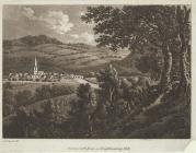 Monmouth, from a Neighbouring Hill