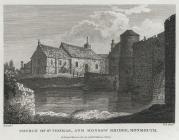 Church of St. Thomas, and Monnow Bridge, Monmouth