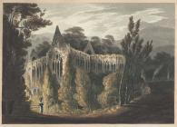 Tintern Abbey, North View.