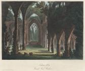 Tintern Abbey, Grand West Window