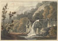 Water Mill near Tintern
