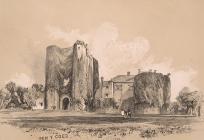Pen-Y-Coed Castle