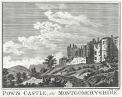 Powis Castle, in Montgomeryshire