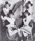 Welsh Ladies Quartette, a singing group from...