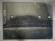 Photograph of Recruits to 13th Btn Royal Welch...