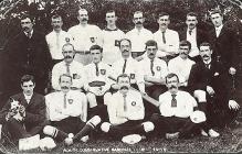 Clwb Ceidwadol Pel-fâs y Rhath, 1905