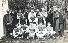 Tîm pêl-droed Mumbles Albion, 1887-8