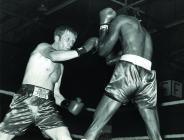 Colin Jones fighting Billy Parks, June 1984