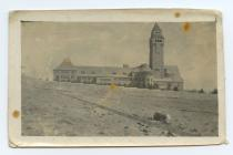 Photograph of the Augusta Victoria Hospital,...