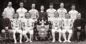 Clwb Gymnasteg Eglwys St Saviour, Sblot, 1909